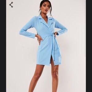 NWT misguided blazer dress